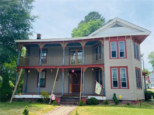 32156 S Main St, Southampton County, VA 23827 (#10379054) :: Berkshire Hathaway HomeServices Towne Realty