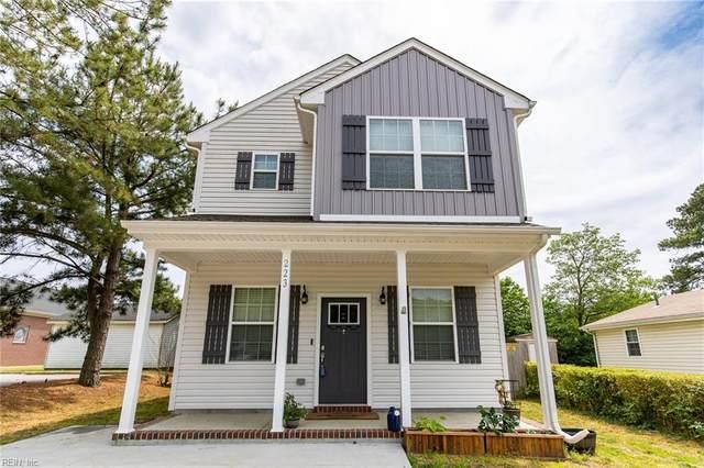 223 Woodrow Ave, Suffolk, VA 23434 (MLS #10379080) :: AtCoastal Realty