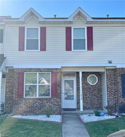 874 Old Clubhouse Rd, Virginia Beach, VA 23456 (#10379113) :: Berkshire Hathaway HomeServices Towne Realty