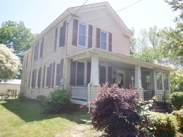 1601 Chesapeake Ave, Chesapeake, VA 23324 (#10379126) :: Berkshire Hathaway HomeServices Towne Realty