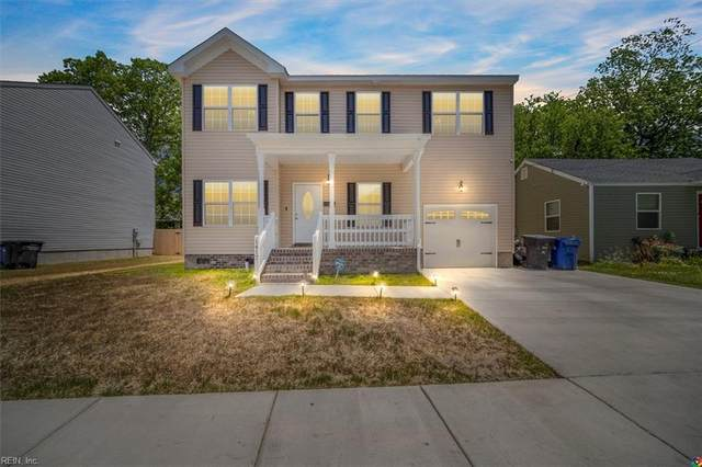 1417 Des Moines Ave, Portsmouth, VA 23704 (MLS #10379132) :: AtCoastal Realty
