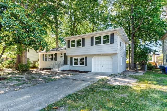 736 Jouett Dr, Newport News, VA 23608 (MLS #10379133) :: Howard Hanna Real Estate Services