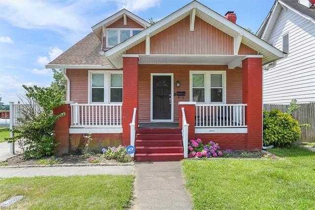 2819 Kimball Ter, Norfolk, VA 23504 (#10379185) :: Berkshire Hathaway HomeServices Towne Realty