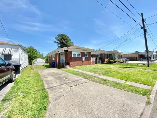 2805 Evergreen Pl, Portsmouth, VA 23704 (#10379186) :: Abbitt Realty Co.