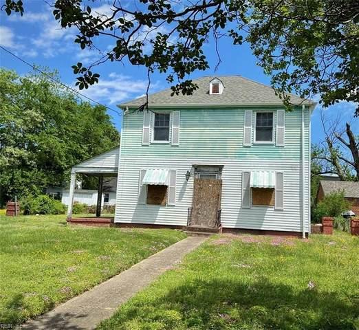 1804 Orcutt Ave, Newport News, VA 23607 (#10379187) :: The Bell Tower Real Estate Team