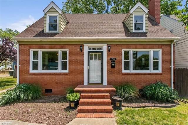 730 Blair Ave, Hampton, VA 23661 (MLS #10379199) :: AtCoastal Realty