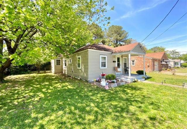 2808 Magnolia St, Portsmouth, VA 23704 (#10379205) :: RE/MAX Central Realty