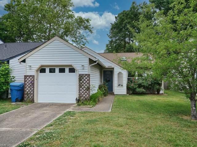 1641 Mill Oak Dr, Virginia Beach, VA 23464 (#10379232) :: Atkinson Realty
