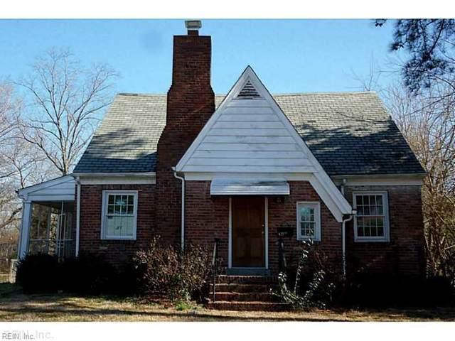 627 Douglas Ave, Portsmouth, VA 23707 (MLS #10379241) :: Howard Hanna Real Estate Services