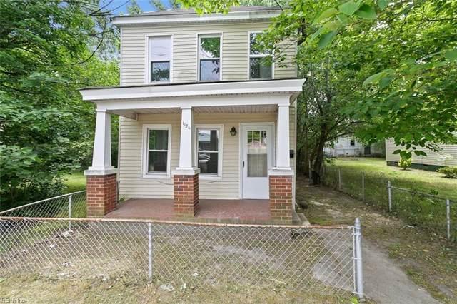 1136 34th St, Newport News, VA 23607 (#10379252) :: Berkshire Hathaway HomeServices Towne Realty