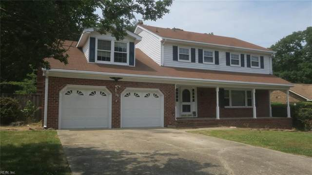 79 Knollwood Dr, Newport News, VA 23608 (#10379260) :: Berkshire Hathaway HomeServices Towne Realty