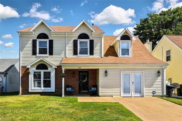 3216 Crocus Ln, Virginia Beach, VA 23453 (#10379280) :: Berkshire Hathaway HomeServices Towne Realty
