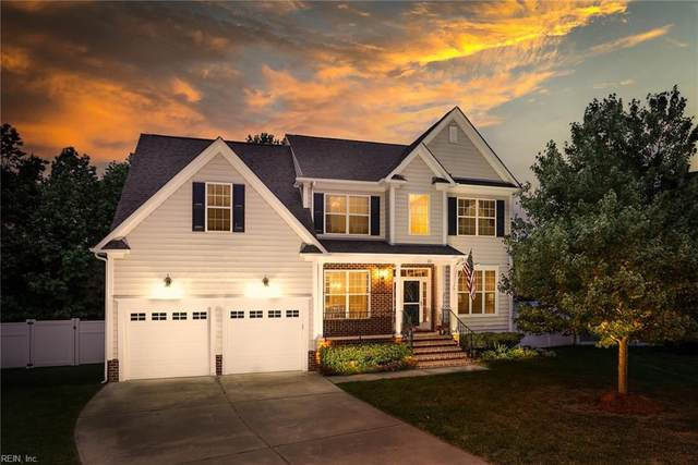 22 Kenan Ct, Hampton, VA 23666 (#10379306) :: Berkshire Hathaway HomeServices Towne Realty