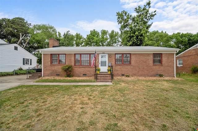 5010 Goldsboro Dr, Hampton, VA 23605 (#10379320) :: Abbitt Realty Co.
