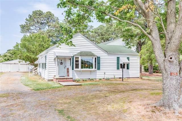 625 Sand Bank Rd, Mathews County, VA 23138 (#10379335) :: Atkinson Realty