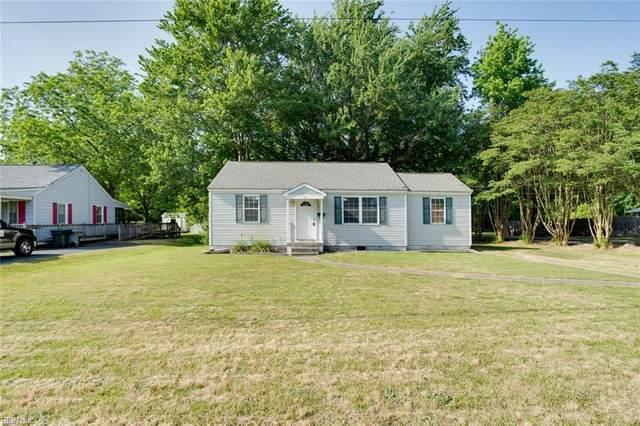 16 Butler Dr, Hampton, VA 23666 (#10379342) :: RE/MAX Central Realty