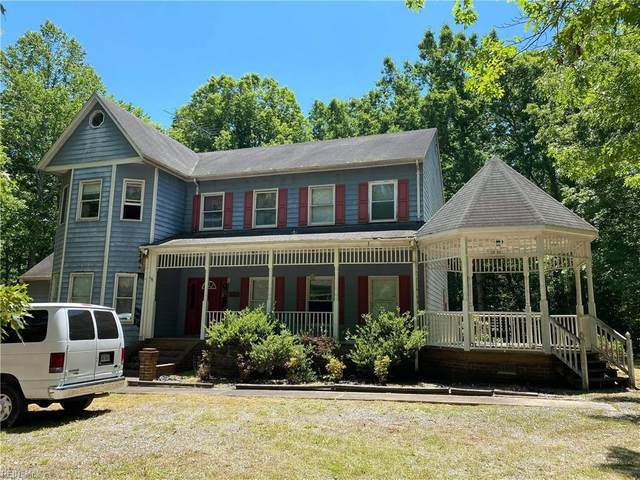 19103 White Oak Rd, Dinwiddie County, VA 23841 (#10379343) :: Abbitt Realty Co.
