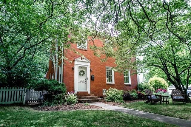 1363 Rockbridge Ave, Norfolk, VA 23508 (#10379356) :: Berkshire Hathaway HomeServices Towne Realty