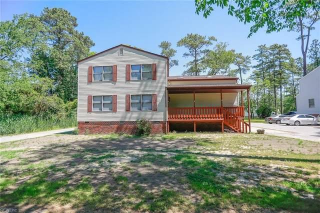 1 Holston Ln, Hampton, VA 23664 (#10379360) :: Berkshire Hathaway HomeServices Towne Realty