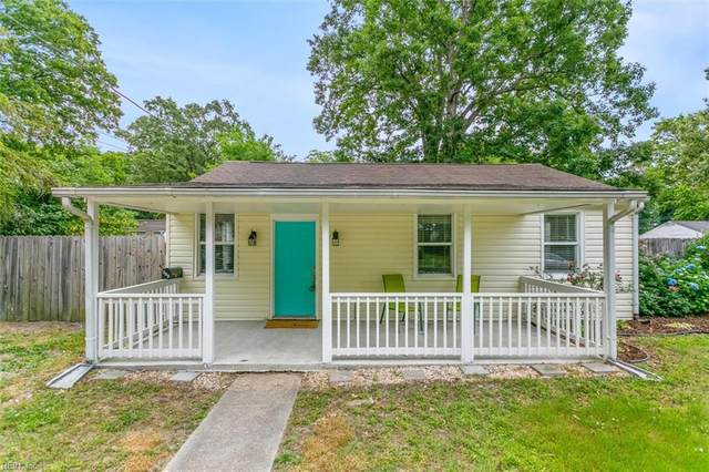 104 Atwell Ln, Hampton, VA 23669 (#10379366) :: Berkshire Hathaway HomeServices Towne Realty