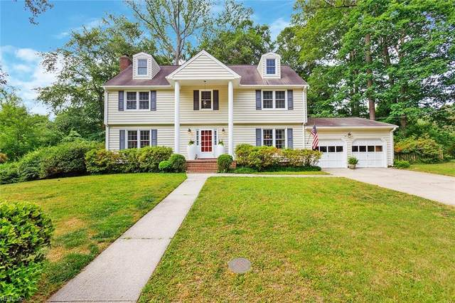 106 Anthony Wayne Rd, James City County, VA 23185 (#10379400) :: Berkshire Hathaway HomeServices Towne Realty