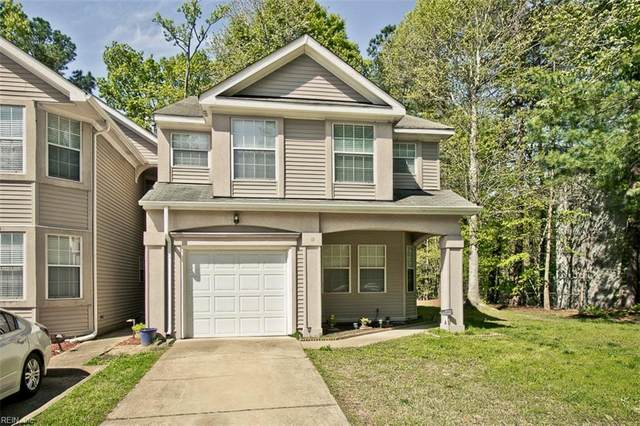 13 Springwood Pl, Hampton, VA 23666 (MLS #10379443) :: AtCoastal Realty