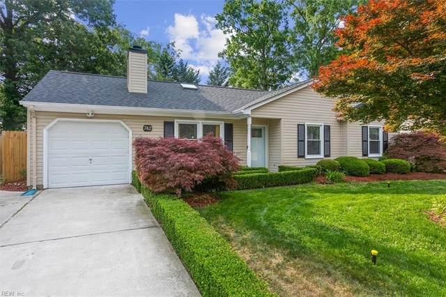742 Tamara Path, Newport News, VA 23601 (#10379446) :: Encompass Real Estate Solutions