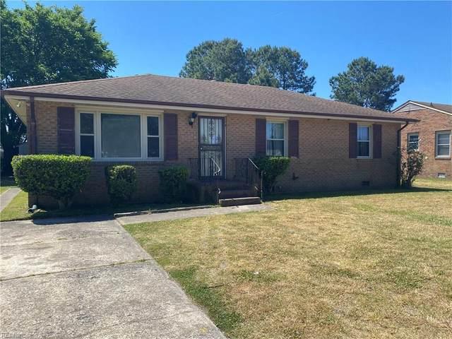 691 Jefferson St, Portsmouth, VA 23704 (#10379494) :: Atkinson Realty