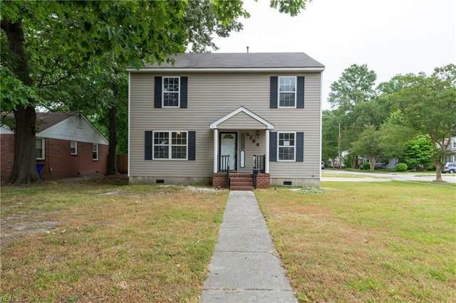 8364 Old Ocean View Rd, Norfolk, VA 23518 (MLS #10379507) :: Howard Hanna Real Estate Services