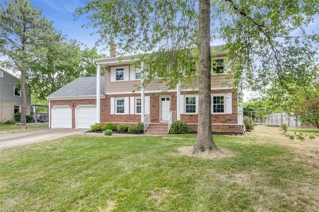 249 Cedar Rd, Poquoson, VA 23662 (MLS #10379520) :: Howard Hanna Real Estate Services