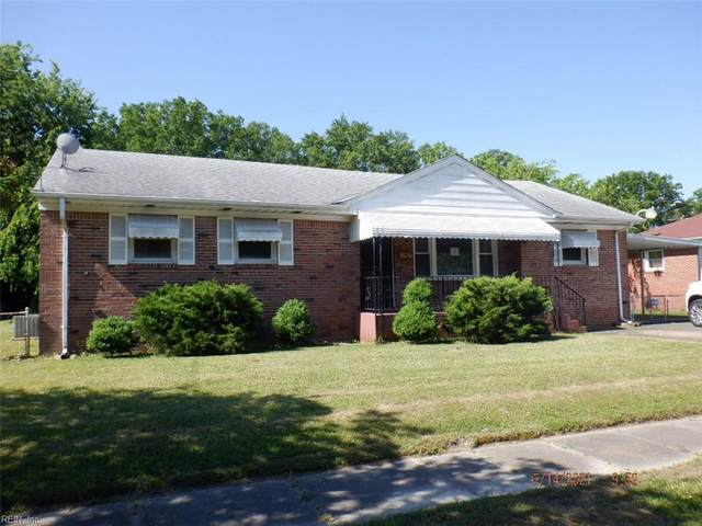 3567 Tennessee Ave, Norfolk, VA 23502 (#10379522) :: The Bell Tower Real Estate Team