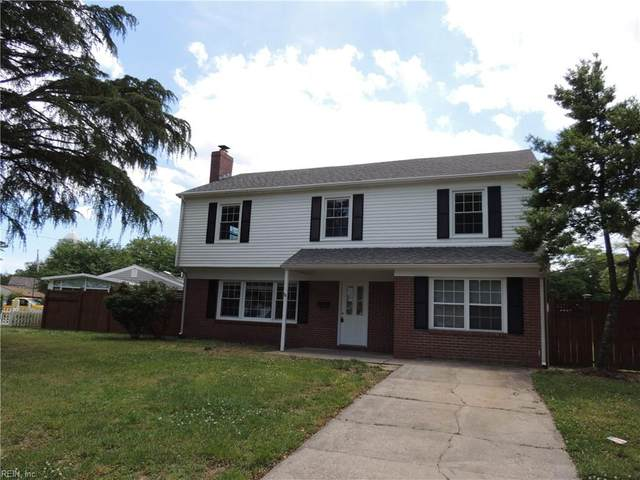 4701 Crown Point Ln, Virginia Beach, VA 23462 (MLS #10379523) :: Howard Hanna Real Estate Services