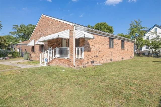 814 Fauquier St, Norfolk, VA 23523 (MLS #10379525) :: Howard Hanna Real Estate Services