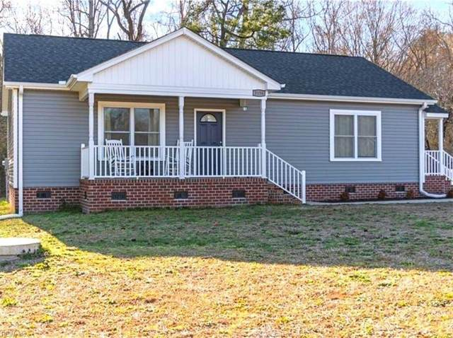 5156 Pruden Rd, Isle of Wight County, VA 23315 (MLS #10380545) :: Howard Hanna Real Estate Services