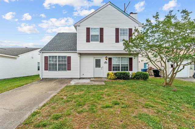 1621 Gallery Ave, Virginia Beach, VA 23454 (#10380567) :: The Bell Tower Real Estate Team