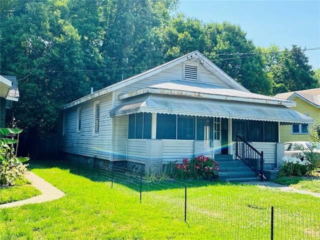 919 Decatur St, Chesapeake, VA 23324 (MLS #10380585) :: Howard Hanna Real Estate Services