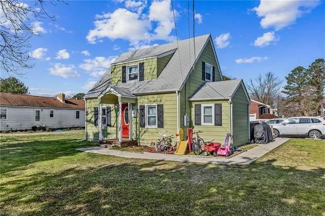 2745 Jamestown Ave, Hampton, VA 23661 (#10380606) :: RE/MAX Central Realty