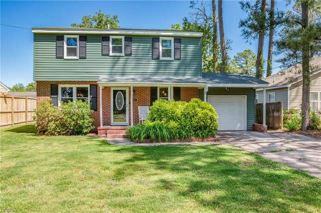 821 Greensboro Ave, Virginia Beach, VA 23451 (#10380607) :: Berkshire Hathaway HomeServices Towne Realty