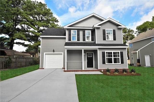 126 Shea St, Portsmouth, VA 23701 (#10380617) :: The Bell Tower Real Estate Team