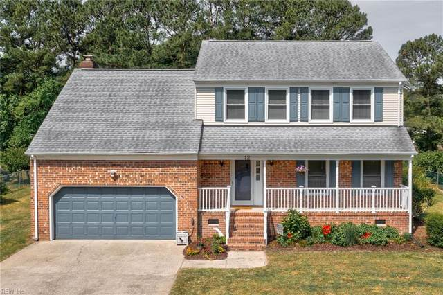 12 Windy Point Dr, Poquoson, VA 23662 (#10380640) :: Berkshire Hathaway HomeServices Towne Realty