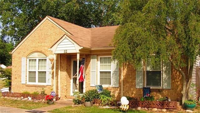52 Dawn Ln, Hampton, VA 23666 (MLS #10380641) :: AtCoastal Realty