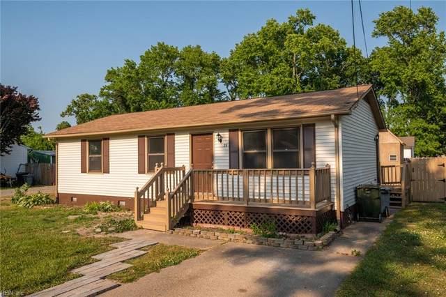 28 Franktown Rd, Hampton, VA 23663 (#10380652) :: Berkshire Hathaway HomeServices Towne Realty