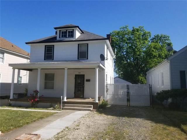 309 Columbia Ave, Hampton, VA 23669 (MLS #10380695) :: AtCoastal Realty