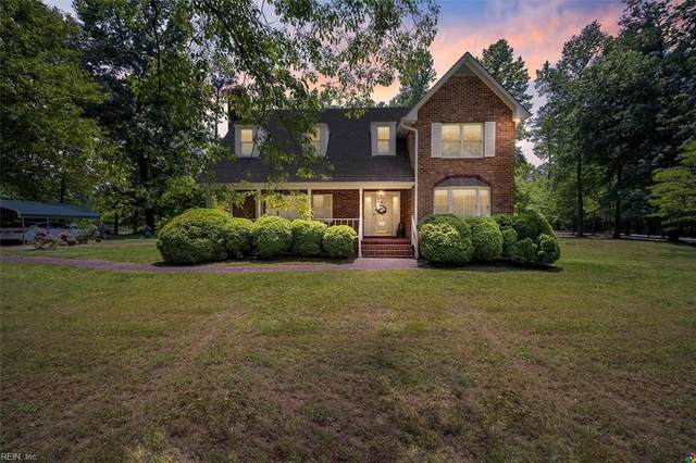 17701 Stage Rd, New Kent County, VA 23011 (#10380699) :: The Kris Weaver Real Estate Team