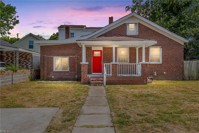 3213 Downes St, Portsmouth, VA 23704 (#10380703) :: RE/MAX Central Realty