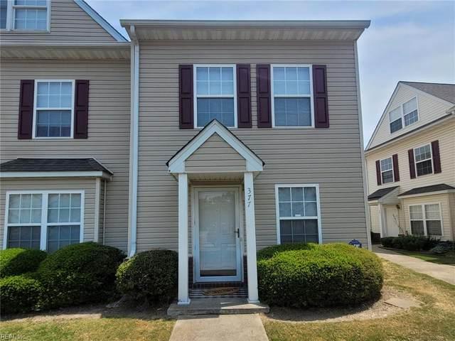 377 Georgetown Loop, Newport News, VA 23608 (#10380706) :: Berkshire Hathaway HomeServices Towne Realty