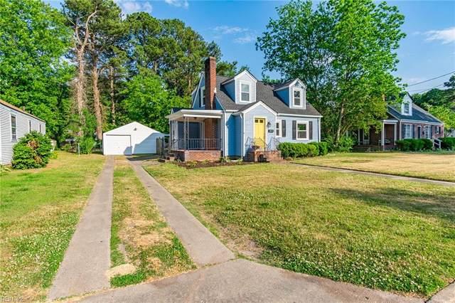 2015 Wyoming Ave, Portsmouth, VA 23701 (#10380722) :: Rocket Real Estate