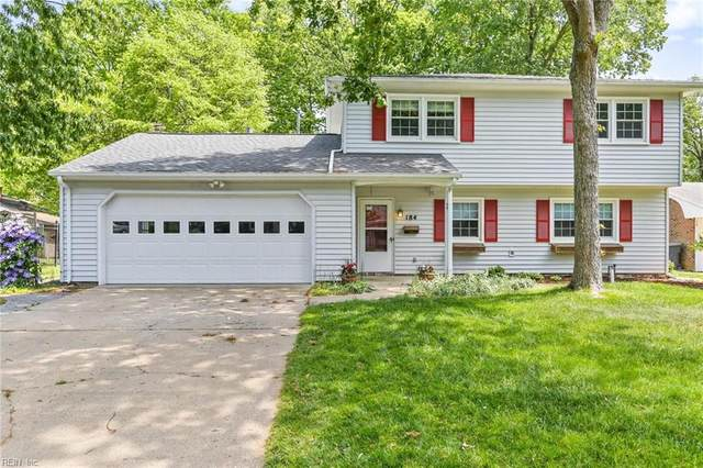 184 Windsor Castle Dr, Newport News, VA 23608 (#10380724) :: Berkshire Hathaway HomeServices Towne Realty
