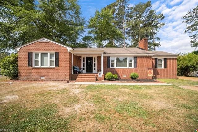 313 Hunterdale Rd, Franklin, VA 23851 (#10380728) :: Kristie Weaver, REALTOR