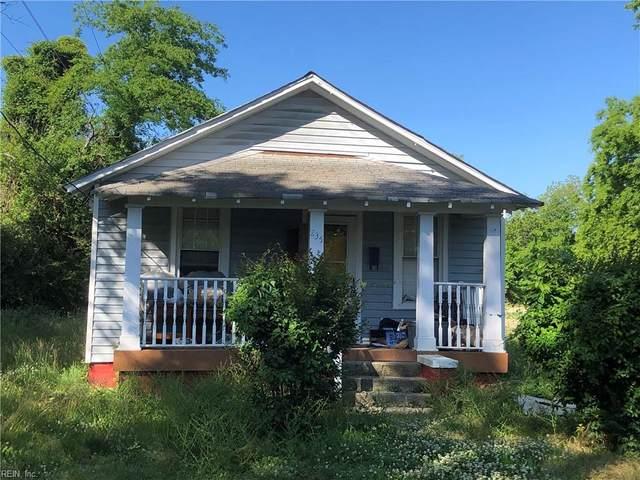 235 Robinson Rd, Hampton, VA 23661 (MLS #10380764) :: AtCoastal Realty